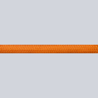 Textilkabel Pendelleitung 3x 0,75mm² , orange